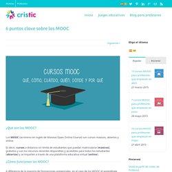 6 puntos clave sobre los MOOC