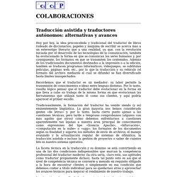 Puntoycoma número 123- COLABORACIONES