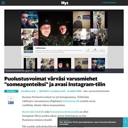 """Puolustusvoimat värväsi varusmiehet """"someagenteiksi"""" ja avasi Instagram-tilin - Kotimaa"""