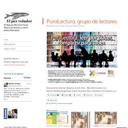 PuraLectura, grupo de lectores