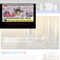 Purchasing Golden How To Win Buyers And Influence Sales