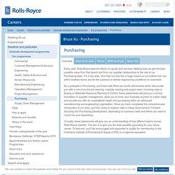 Purchasing – Rolls-Royce