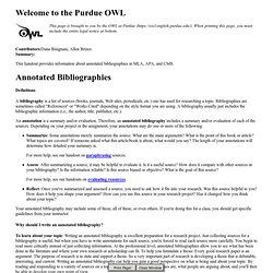 purdue online writing lab mla sample paper - MLA Sample Paper, Purdue ...