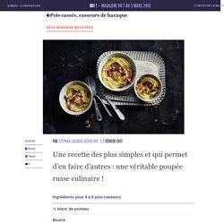 The purée de pois cassés - Oui ! Le magazine de la Ruche Qui Dit Oui !