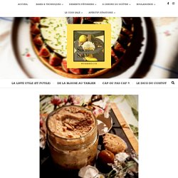 Purée, Pâte et Crème de Marron