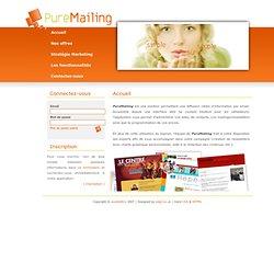 votre campagne de mailings et newsletters