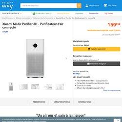 Xiaomi Mi Air Purifier 3H - Purificateur d'air connecté - Traitement de l'air connecté - Xiaomi