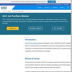 GCC Industry Analysis & Forecast