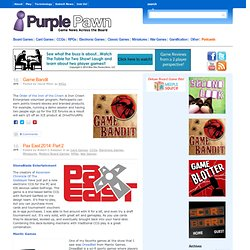 Purple Pawn - Game News Across the Board