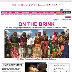 THE BIG PUSH: Pictures, Videos, Breaking News