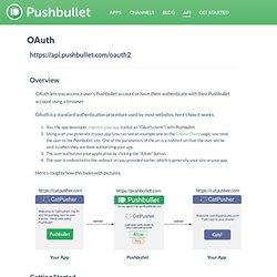 API Documentation