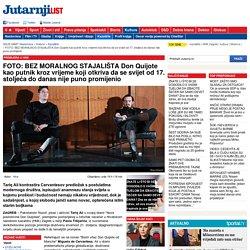 """""""Nove pustolovine Don Quijotea"""" Tariqa Alija u HNK-u Zagreb"""