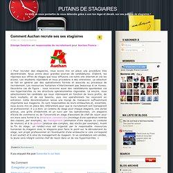 Auchan etude de gestion pearltrees - Auchan recrute fr ...