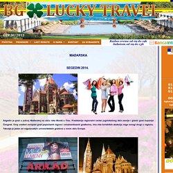 Putovanje Segedin 2014 cene,smestaj