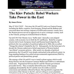 The Kiev Putsch: Rebel Workers Take Power in the East