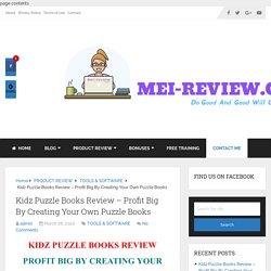 Kidz Puzzle Books Review - Escape From Crashing Coronavirus