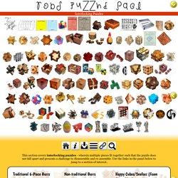 Rob's Puzzle Page - Interlocking Puzzles