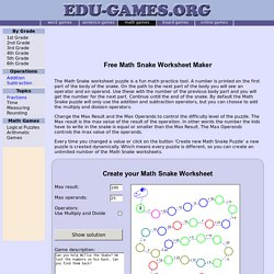 The Site for Free Printable Worksheets