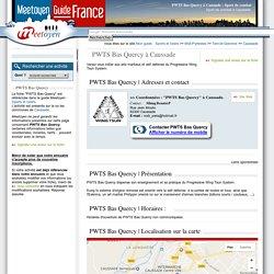 PWTS Bas Quercy : Caussade Tarn-et-Garonne (82)