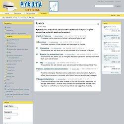 PyKota's Home