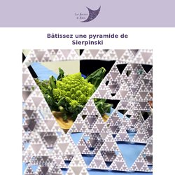 Pyramide de Sierpinski