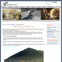 Pyramide de Bosnie. Théorie et Résultats des fouilles. Dinosoria
