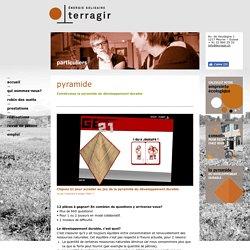 pyramide - Terragir - énergie solidaire