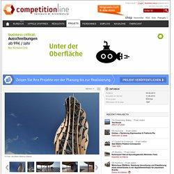 """Projet """"Aussichtsturm am Pyramidenkogel""""...competitionline"""