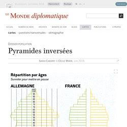 Pyramides inversées, par Sarah Cabarry & Cécile Marin (Le Monde diplomatique, juin 2018)
