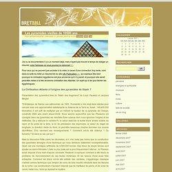 Les pyramides vieilles de 10500 ans - bretzell