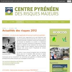 2012 - Centre Pyrénéen des Risques Majeurs