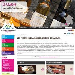Le Pays de Saveurs - Pyrénées Béarnaises - le site officiel