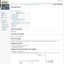 Pyrograveur - FacLab Wiki