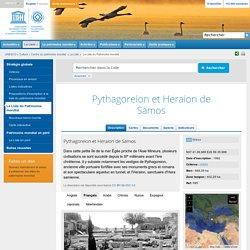 Pythagoreion et Heraion de Samos