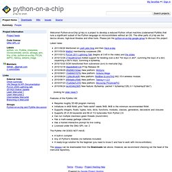 python-on-a-chip - p14p for short.