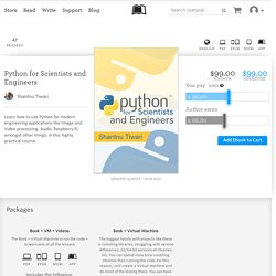 Python for Scientists… by Shantnu Tiwari