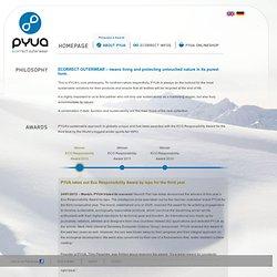 Philosophy & Awards - www.pyua.de