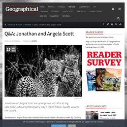 Q&A: Jonathan and Angela Scott