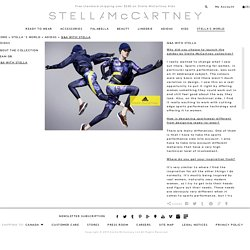 Q&A with Stella - Stella McCartney