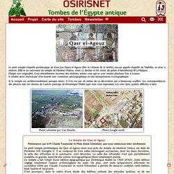 Qasr el-Agouz-un temple méconnu