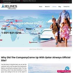Qatar Airways Official Site