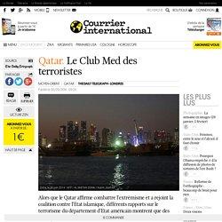 Le Club Med des terroristes