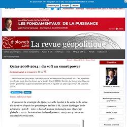 Qatar : soft power, hard power, smart power 2008-2014