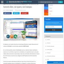 qBittorrent [Freeware][Español] · El cliente de torrents libre, sin spam y sin trampas