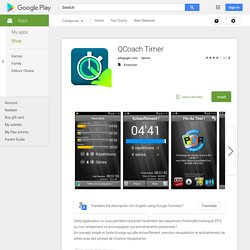 QCoach Timer - Android Apps on Google Play