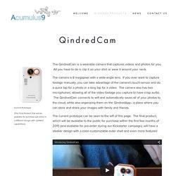 QindredCam — Acumulus9