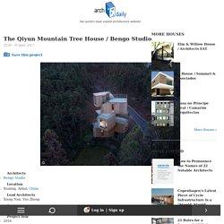 The Qiyun Mountain Tree House / Bengo Studio