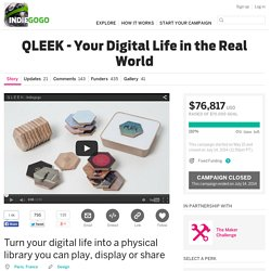QLEEK - Your Digital Life in the Real World