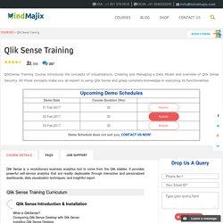 Qlik Sense Training - Mindmajix