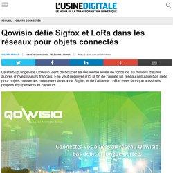 Qowisio défie Sigfox et LoRa dans les réseaux pour objets connectés